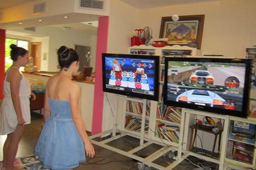 משחקי מולטימדיה לבת מצווה